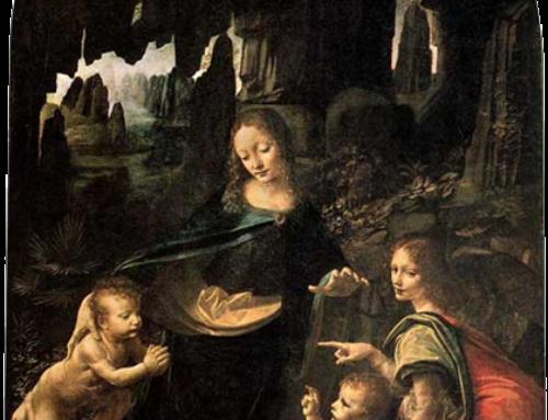Les monstres de la Vierge aux rochers