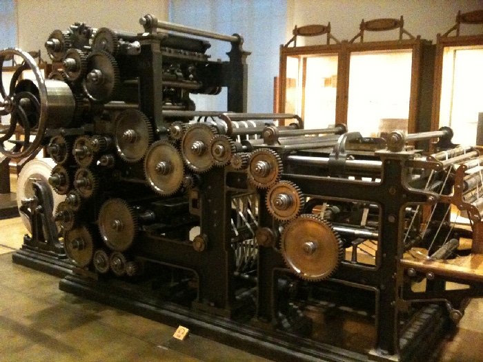 presse-rotative